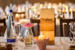 Das Restaurant der Abendgala (© Preinfalk/Opitz)