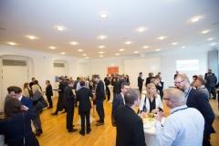 Angeregte Gespräche unter den Teilnehmern (© Robert Geisler)
