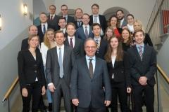 Der Lehrstuhl für Öffentliches Recht, Sicherheitsrecht und Internetrecht (© Robert Geisler)