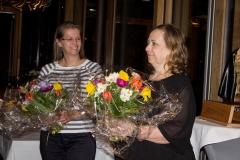 Danksagung an Anita Huber und Elke Heckmann (© Patrizia Fenzl)