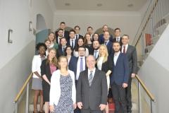 Symposium 13 Organisationsteam des Lehrstuhls (@ Robert Geisler)