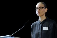 Dr. Paulina Jo Pesch, KIT Karlsruhe (© Robert Geisler)