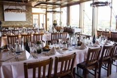 Festliches Abendessen im Oberhaus