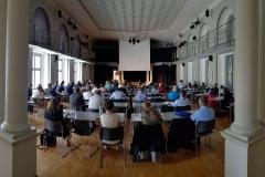 Das Plenum in der Redoute Passau