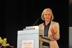 Ursula Münch, Professorin für Politikwissenschaft an der Universität der Bundeswehr in München und Direktorin der Akademie für Politische Bildung