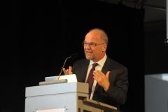 Einleitende Worte von Prof. Dr. Dirk Heckmann, Leiter der Forschungsstelle For..Net