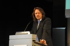 Steve Ritter, Leiter des Rechtsreferats des Bundesamtes für Sicherheit in der Informationstechnik BSI, Bonn