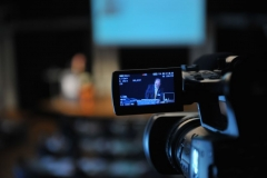 Auch lokale Medien verfolgten das For..Net Symposium
