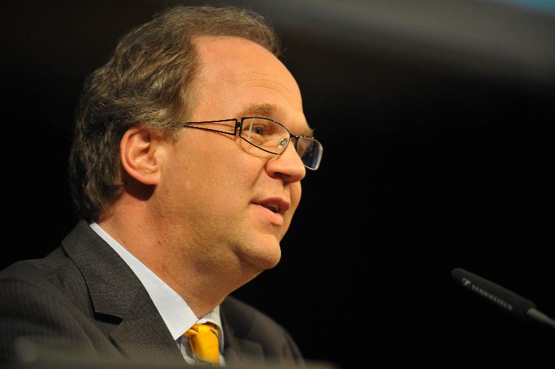 Prof. Dr. Dirk Heckmann, Tagungsleiter