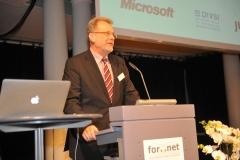 Prof. Dr. Burkhard Freitag, Präsident der Universität Passau