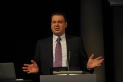 Matthias Kammer, Direktor des Deutschen Instituts für Vertrauen und Sicherheit im Internet (DIVSI)